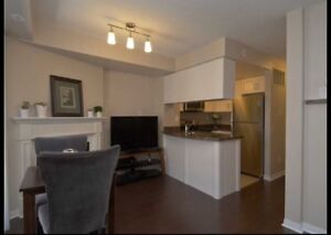 Don't miss this 2 bedroom gem at King/Dufferin!