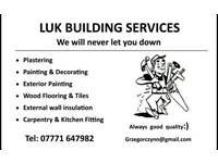 LUK Buildings service
