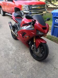 ***2003 Kawasaki Ninja 636 Excellent Cond Safetied*****