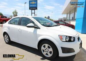 2014 Chevrolet Sonic LS | Automatic | Bluetooth