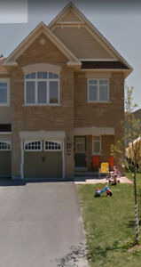 4 bedroom spacious Town home for rent from Aug 1st 2017