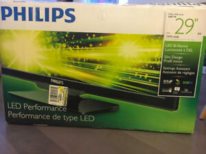 "Philips 29"" LED TV"