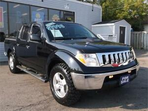 2008 NISSAN FRONTIER SE * LOADED WITH OPTIONS * NEW TIRES *