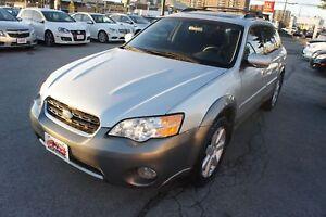 2007 Subaru Outback 2.5 i    ALL SERVICE RECORD   SUNROOF   HEAT