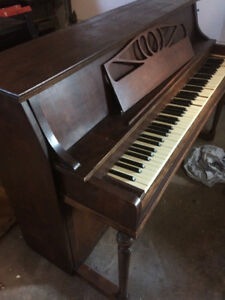 Used Apartment Sized Piano