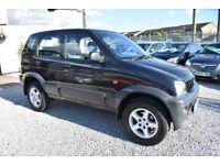 Daihatsu Terios 1.3 EL 5 DOOR MPV 2003MY+BLACK