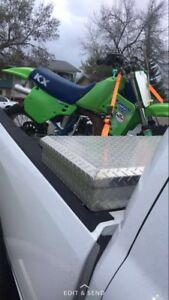 1987 Kawasaki KX250 TRADE OR SELL