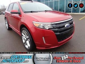 Ford EDGE 4dr Sport AWD 2011