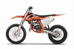 2018 Motos KTM MINI MOTOCROSS 85 SX 2018
