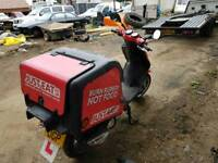 Tgb moped spares or repairs