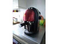 Morphy Richards Accents Red Espresso Coffee Machine