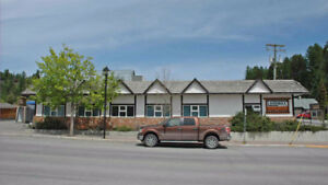 FOR SALE - Commercial Building w/Parking in Downtown Kimberley