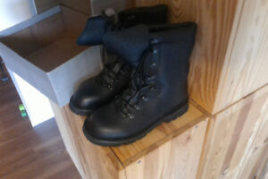 Moving Sale: German Military boots