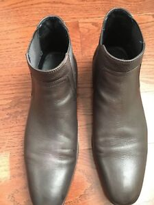 Men's Calvin Klein Leather Boots