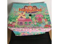 Happyland storage box