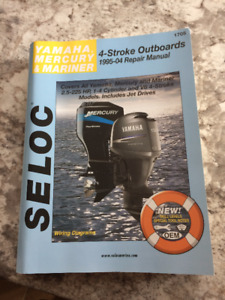 FOR SALE – YAMAHA, MERCURY & MARINER 4 STROKE OUTBOARD REPAIR MA