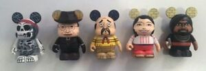 Figurines Disney Vinylmation PIRATES DES CARAÏBES série 2