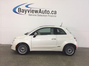 2013 Fiat 500L LOUNGE- 5 SPD! SUNROOF! LEATHER! BEATS! CRUISE!