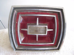 1966 ford galaxie tail light