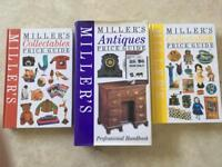 Millers antiques and collectables price guides