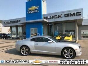 2011 Chevrolet Camaro 2SS-V8-Heads-up Display-Leather heated-Sun