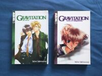 Gravitation The Novel and Voice of Temptation