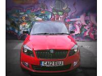 Skoda fabia monte carlo 1.2 tsi 105bhp turbo charged ( VRS )
