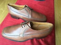 Loakes shoes size 8.5 wide