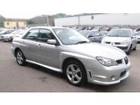 2006 Subaru Impreza 2.0 R Sport 4dr