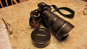 Tokina 16-28mm F/2.8 AT-X PRO Canon mount lens.