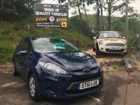 2012 Ford Fiesta 1.6TDCi ( 95PS ) Stage V II ECOnetic /