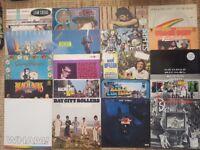 Vinyl Records, Job Lot, Various, Original