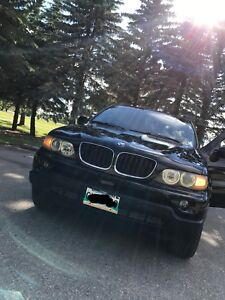 Clean title beautiful BMW X5 for sale