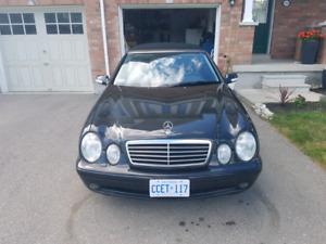 2003 Mercedes Benz Clk 430