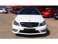 2013 Mercedes-Benz C-Class Sports Coupe C250 BlueEFFICIENCY AMG Sport Automatic
