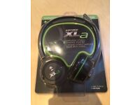 Turtle Beach XLA Amplified Stereo Gaming Headset