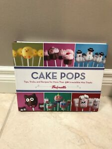 Cake Pops Cookbook and Party Recipe Ideas