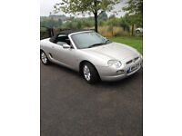 mgf soft top