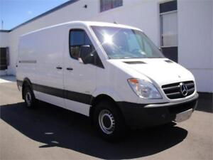 2013 MERCEDES SPRINTER VAN 2500-3 SEATER!! SPOTLESS,FULLY LOADED