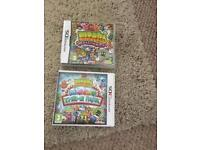 Nintendo 3DS Moshi Monsters