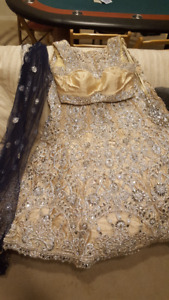 Lehenga (Indian Reception Outifit by Well Groomed)