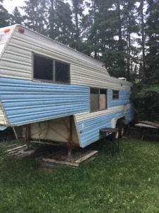 trailer home camper