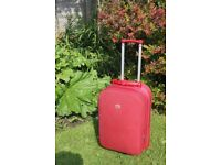 CARRY-ON RED CASE