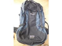 Berghaus 60L Shadow BioFit Rucksack in Excellent Condition