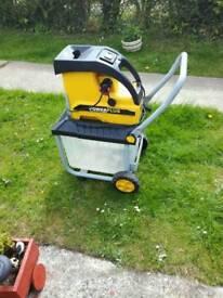 Heavy duty garden Shredder