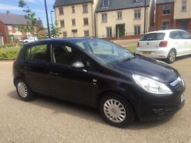 Vauxhall Corsa 1.0 ecoflex 2010 Tinted windows Long MOT Cheap Insurance Part Exchange Welcome