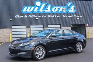 2013 Lincoln MKZ LEATHER! SUNROOF! HEATED SEATS! REAR CAMERA! NE