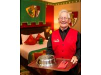 Room Attendant (Hotel Cleaner) in Housekeeping at LEGOLAND Windsor - £14,000