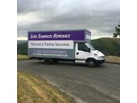 Luke Edwards Removals - House Removals - Man & Van Hire