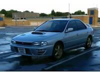 Subaru impreza wrx sti 1995 v2 import